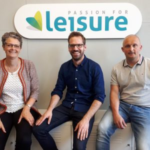 Creatief team Passion for Leisure